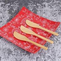 أدوات Naturalcheese bamboo زبدة سكين المعجنات كريم كعكة تزيين أداة الجبن سكاكين ملعقة t2i51879