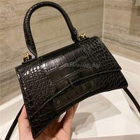 Sac à main Bandbody sac sac à main Mini totes Hasp plaine tissée lettres demi-lune Alligator Crocodile Portefeuille sac à dos femme Designers de luxe Sacs 2021 Sacs à main