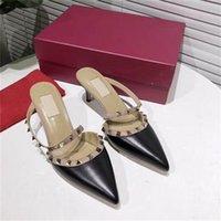 2020 Maguidern Mujeres Sandalias Sandalias Tacones Cuñas Peep Toe Elegante Sandalias Mujeres Sandalias Damas Mules Zapatos de verano Tamaño 34-41