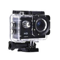 Cameras Outdoor Mini Sport Action Camera Ultra 30M 1080P Underwater Waterproof Helmet Video Recording Cam