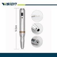 Tattoo-Guns Kits Permanent Make-Up Maschinenstifte mit Nadelpatronen Anpassung Stromversorgung Microblading PMU