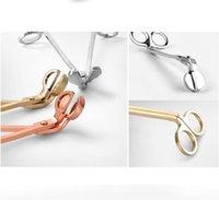 4styles 18 * 6cm vela pavio trimmer aço inoxidável lâmpada de óleo acabamento scissor tijera tesoura cortador snuffer ferramenta gancho clipper 17cm 418 v2