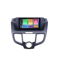 Lecteur radio de voiture de voiture pour Honda Odyssey 2004-2008 Navigation multimédia GPS Android STEREO écran tactile construit wifi 9 pouces