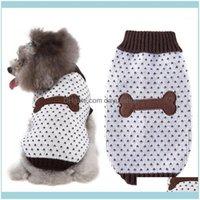 Bekleidung Haustierbedarf Home GardenPuppy Kleidung Hund Pullover Sweatshirt Winterjacke Kleidung Für kleine Hunde Chihuahua Weihnachtskostüm COA