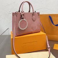 Crafty Shopping Bag Luxurys Designer Große Tragetaschen Schulter Crossbody Handtaschen Geldbörsen mit hoher Qualität Rindsleder 21050507xs
