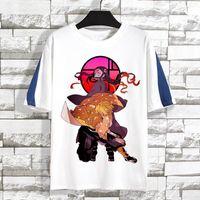 Hoodie Polo Shirt Men Tee Anime Designer Short Sleeve T-shirt Skateboard Casual Mens Size S-3XL