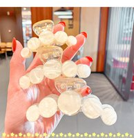 Vintage for Girls Claw Clip New Marble Textured Barrette Crab Hair Clips for Women Acrylic Hair Clip Hair Accessories