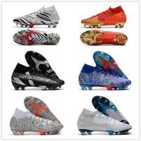 2021 mercurial superfly vii 7 النخبة 360 fg soccer shoes cr7 se فلاش قرمزي نيمار رجل المرأة الفتيان الاطفال كرة القدم الأحذية عالية الكاحل المرابط