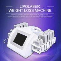 2021 Unique Design Laser Device Lipolaser Bodyshape Lipo Laser for Weight reduce Dual Wave Length 650nm & 980nm Lipo Laser Machine CE
