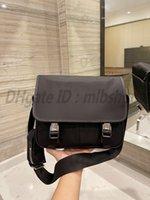 Shoulder Bags Designer Luxury P high quality nylon Handbags Bestselling wallet women men waterproof Crossbody Briefcase business casual Messenger bag 2021 purses