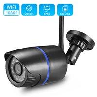 2MP IP Camera Wifi Outdoor IR Night Vision Audio Wifi Wireless CCTV Cameras 1080P HD Motion Detect Security