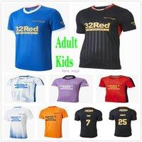 2020 قميص 2021 غلاسكو رينجرز لكرة القدم الفانيلة ديفو موريلوس KENT ستيوارت ARIBO ARFIELD مخصص الكبار الاطفال 20 21 الصفحة الرئيسية لكرة القدم بعيدا الثالث