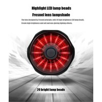 Bike Lights Smart Brake Rear Auto Sensing USB Cycling Tail Light IPX6 Waterproof Bicycle Back Taillight With The Accessories