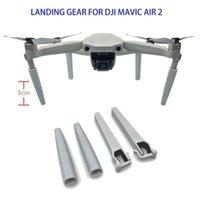 DJI Mavic Air 2 DJI AIR 2S Landing Gears Heightened Extension Support Landing Legs Bracket for Mavic Air 2 Drone Accessories Y0703