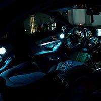 Luci interiorexternali Automobile Interni Atmosfera Neon LED RGB Colors Ambient Light for - W205 X253