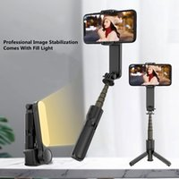 3 Axis gimbal Handheld stabilizer cellphone Video Record Smart For Action Camera phone Bluetooth-compatible Shutterreleas