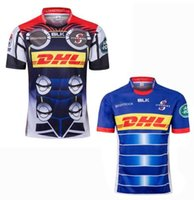 Yeni 2018 2019 2020 Stormers Rugby Formalar Rugby League Jersey 19 20 Shirts S-3XL