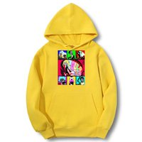 Men's Hoodies & Sweatshirts Colorful Black Star Soul Eater Anime Spring Male Harajuku Warm Hoodie Fashion Clothing Oversized Man 4XL