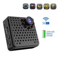 Cameras Mini Camera Wifi Wireless W18 Night Vision 1080P Home Security A9 Sports DV