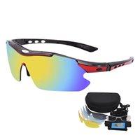 Outdoor-Sportprodukte Master Design Must-Have-Sun- und UV-Gläser für Sommer-Radfahren, Laufen, Bergsteigener Sonnenbrillen