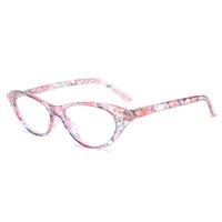 New 2021 Fashionable Optical Frame Men Woman Cat Shape Reading Eye Glass