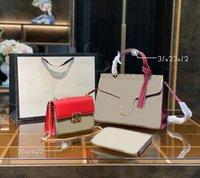 Designer Mode Frau Luxus Umhängetaschen Dreittaschen Totes Handtasche Echtes Leder Klassisches Muster Design Super Große Kapazität Hochwertige Geschenke 05