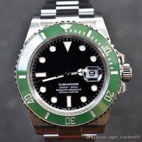 VS V11-116610LV Mekanik İzle Erkek Saatler 41mm 3235 Otomatik Hareket 904L İnce Çelik Kılıf Saatı
