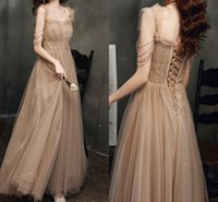 Shining Sequined Prom Dresses Beaded Square Neck A Line Evening Dress Wear Floor Length Custom Made Formal Party Gowns
