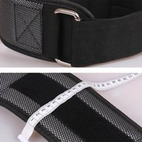 Weightlifting Sport Belt Gym Fitness Crossifit Back Support ...