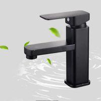 Zinc Alloy Main Body Deck Mount Water Saving Bathroom Faucet Vanity Vessel Sinks Mixer Tap Cold And Hot Water Tap