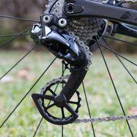 الكبير من السيراميك بكرة دراجة دراجة خلفي derailleur ل R9100 / 9150 و R8000 SS / R8050 SS (غير المطلية)