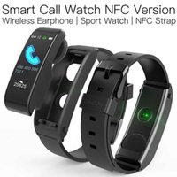 Jakcom F2 Smart Call Watch منتج جديد من الأساور الذكية مباراة معصمه ذكي الذكية سوار Z66 F64HR