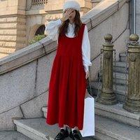 Tee-shirt printanier robe de suspension sucrée pour les étudiantes en costume coréen One Piece