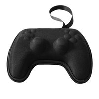 Protective Carrying Case Storage Handbag With Handle Rope For PS5 Game Controller Gamepad Cell Phone Mounts & Holders