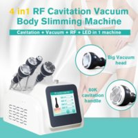 UK ship 7in1 80K Weight Reduce Removal Cellulite Reduces Ultrasonic Vacuum Cavitation RF Radio Frequency Slimming Beauty Machine
