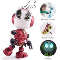 Yutong Loley Интеллектуальная запись Говорящий диалог Руководство по деформации Робот мальчик 1-2-3 года 4 Дети 5 детей 6 игрушек