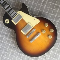 2021 new style electric guitar, Maple top, Tune-o-Matic bridge , Mahogany body and neck ,Rosewood fingerboard guitar