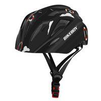 Велосипед дети детский спортивный шлем с защитным задним задним фоном амортизатор MTB велосипедный оборудование для велосипедного оборудования PC корпус EPS пена