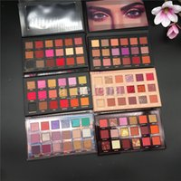 Beauty Eyes Makeup shadows palette 18 colors Eyeshadow Palettes matte shimmer Rose eye shadow paletes 5 styles