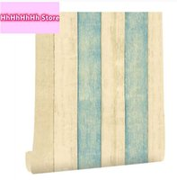 Peel And Stick Wallpaper Removable Self Adhesive Mediterranean Wood Grain Contact Paper For Cabinet Furniture Kitchen Wallpapers