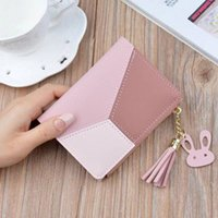 Fashion Selling Classic channe wallets Women Top Quality Sheepskin Luxurys Designer bag Gold and Silver Buckle Coin Purse Card Holder With box.116