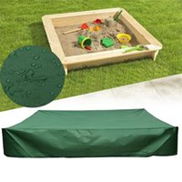Drawstring 방수 방진 방지 녹색으로 그늘 샌드 박스 커버