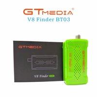 GTMEDIA V8 Finder BT03 Finder DVB-S2 Satellite Finder mieux que SatLink WS-6933 WS6906 Mise à niveau Freesat BT01