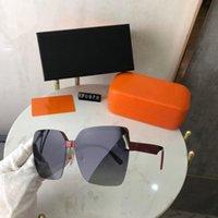 2021 Brand High Quality Polarized Sunglasses Square Luxury Men and Women Designer Outdoor Fashion Glasses
