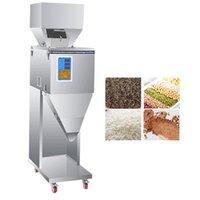 Automatic Granular Powder Grain Rice Weighing Packing Machine Seeds Coffee Bean Filling Machine 10-999g
