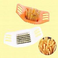 Chipes de aço inoxidável de aço inoxidável do cortador do fatista da batata que faz a ferramenta Batatas fritas da batata Ferramenta Acessórios de cozinha RRD6862