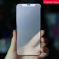 Matte 9H Full Privacy Tempered Glass protector Protective film For iPhone 12 11 Pro X XS MAX XR 6 6S 7 8 Plus 35° Anti-peeping