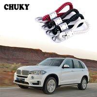 Chuky 1pcs Car Styling Key Ring Keychain Chain for Vw Tiguan Jetta Bmw X5 E53 E70 E87 Mercedes Benz W203 W204 W211 Accessories
