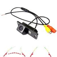 Car Rear View Cameras& Parking Sensors 1080P 720P AHD Dynamic Trajectory Tracks Reverse Camera For 1 3 Series E82 E46 E90 E91 5 E39 E53