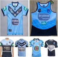 Mens 20 21 NSW Blues Home Pro Jersey State of Origin Rugby Jerseys 18 19 Sul Gales